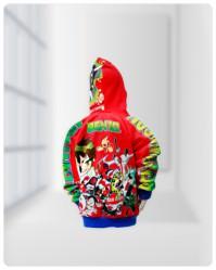 เสื้อแจ็คเก็ตการ์ตูน-JK1003