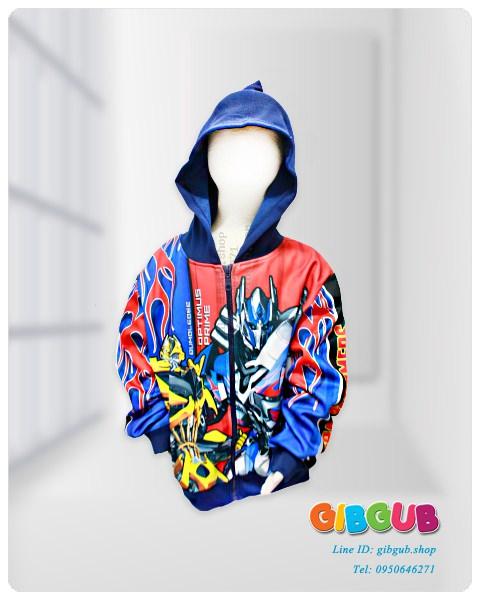 เสื้อแจ็คเก็ตการ์ตูน-JK1006